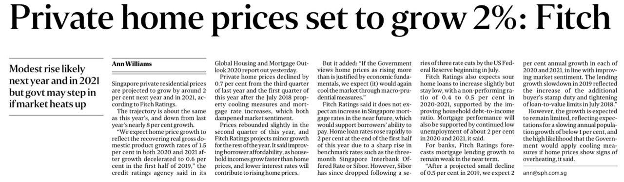 ki-residences-Private-home-prices-set-to-grow-2%