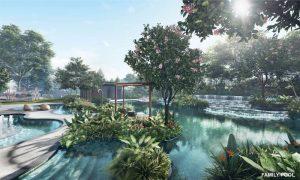 Ki Residences Family Pool