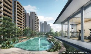 Ki Residences 50m Pool